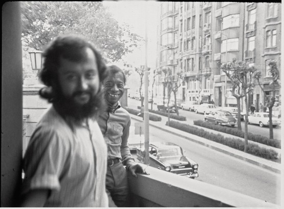 James Baldwin @Istanbul 21
