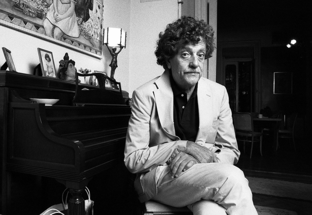[Kurt Vonnegut Jr.] Bok fortonasından yadigar 1