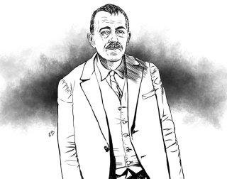 Robert Walser, İll: EmmanueleBaccinelli