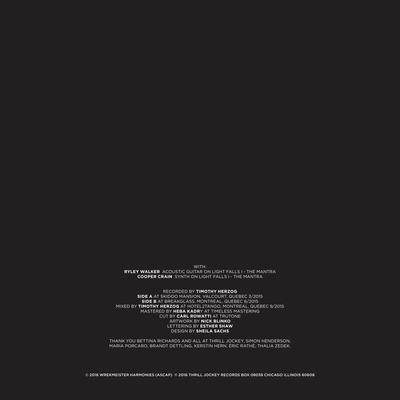 [Wrekmeister Harmonies] Light Falls 5