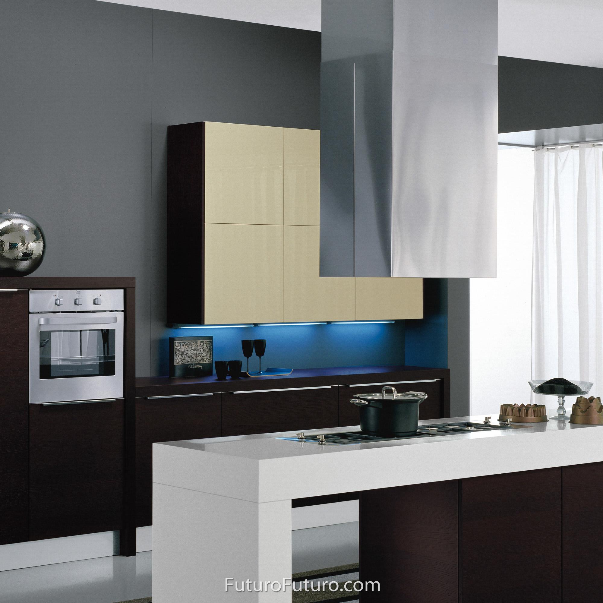 range hood 24 inch amalfi island by futuro futuro
