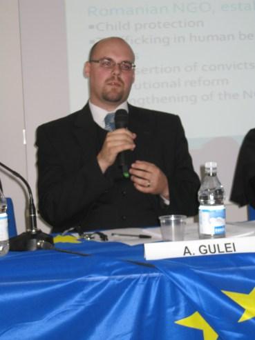 Alexandru Gulei Convegno Left behind. Milano, 26 maggio 2010