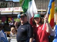 Fernando Crociani Baglioni & Simona Cecilia Farcas: Italia-Romania: Futuro Insieme alla Marcia per la Vita 2012