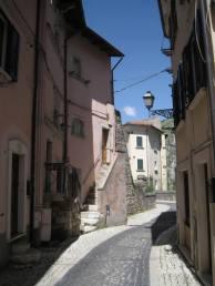 Alfedena, Borgo Veroli. Foto Simona Cecilia Crociani Baglioni Farcas © - Agenzia Euroitalia
