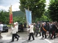 Alfedena e Veroli rinnovano i Patti secolari d'alleanza. Processione