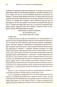 Articolo del Conte Prof. Fernando Crociani Baglioni in Rivista Araldica del 1989 /3