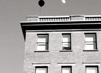 Ballons dans le ciel - Boston - 2012