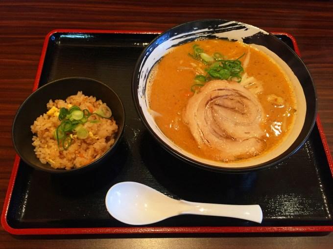 麺匠あらき 広島呉ますや味噌麺