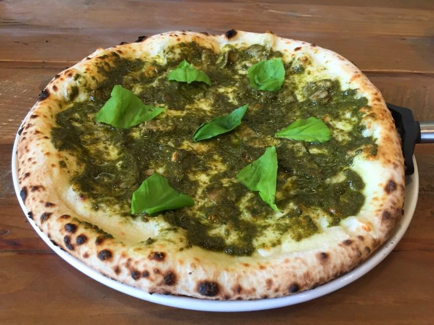 ピザ・リノグラーノ・カフェ