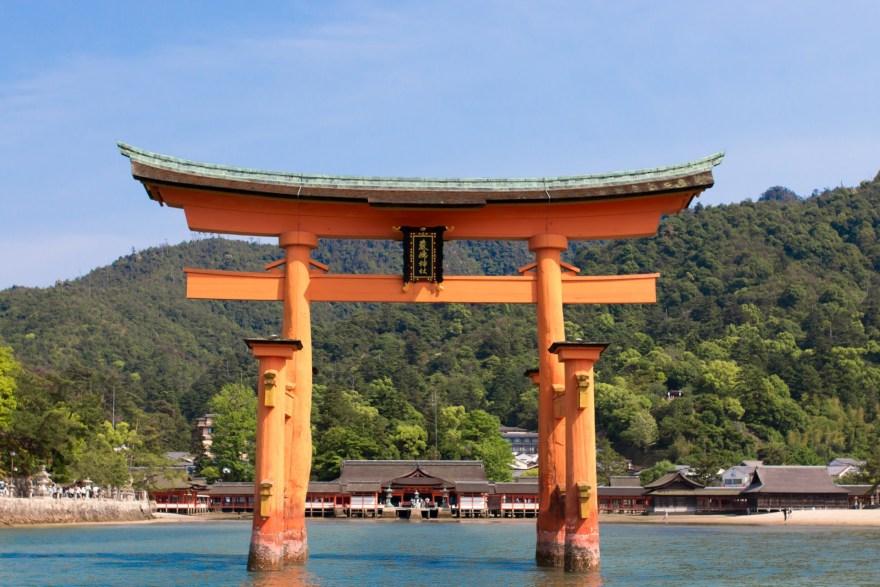 安芸国 厳島神社