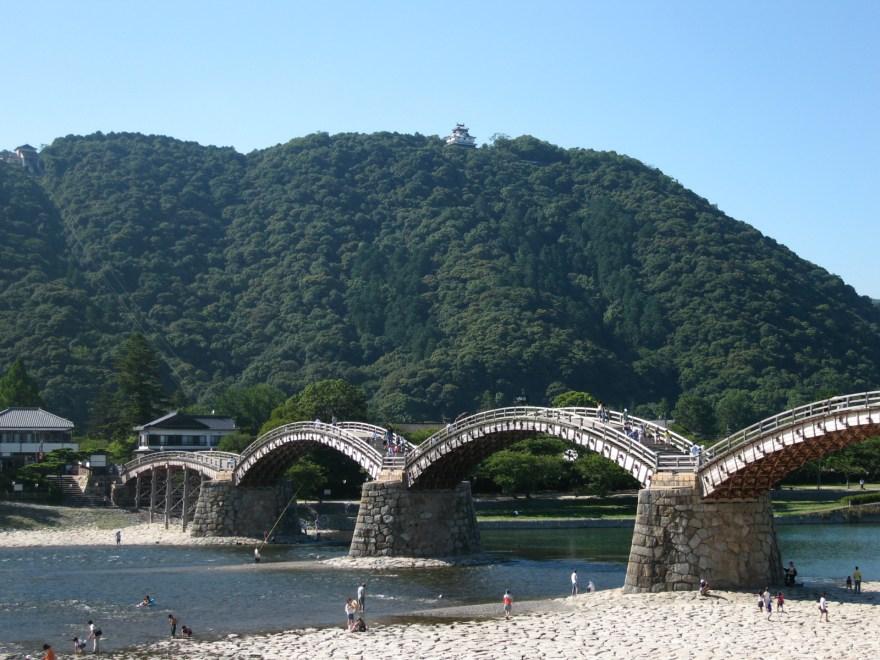 周防国 岩国・錦帯橋