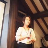 著作が好評のライター吉見夏実氏が来岡!第6回岡山ブログカレッジに参加