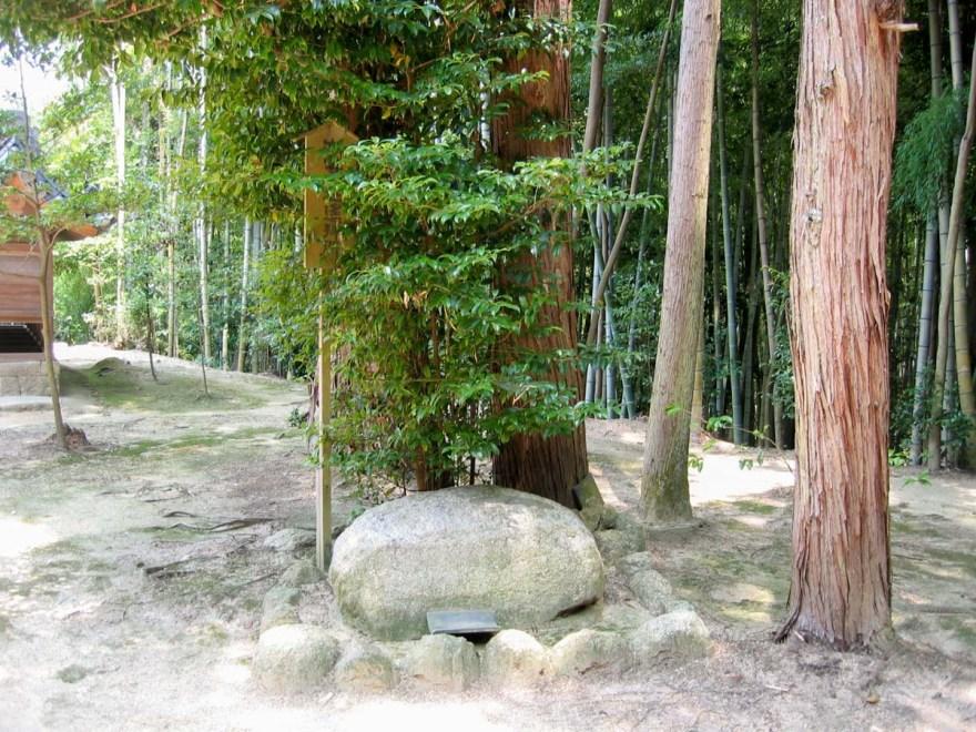 安仁神社:出雲大社の遙拝所