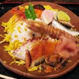 【ばら寿司】海の幸・山の幸のパラダイス料理!岡山伝統の郷土料理の代表格。県民の心の味