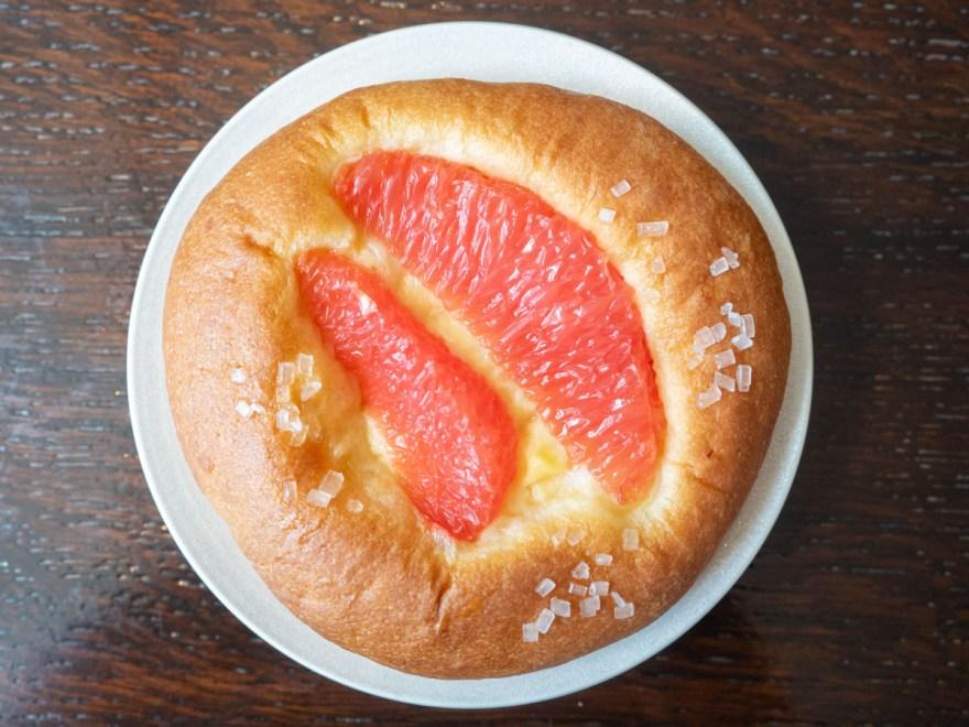 ソウモクコーヒー・ブランジェリー・ブラッスリー・フジワラ:パン