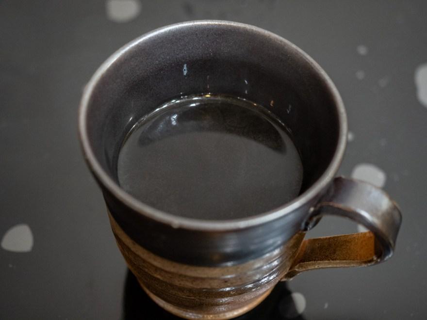 バンカー:フリードリンク(コーヒー)