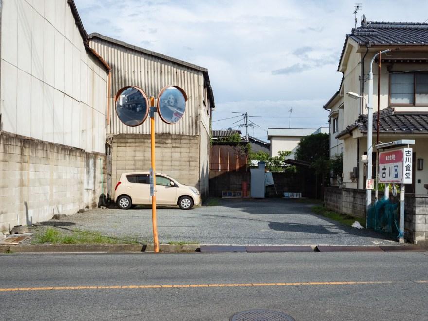 古川食堂:第2駐車場