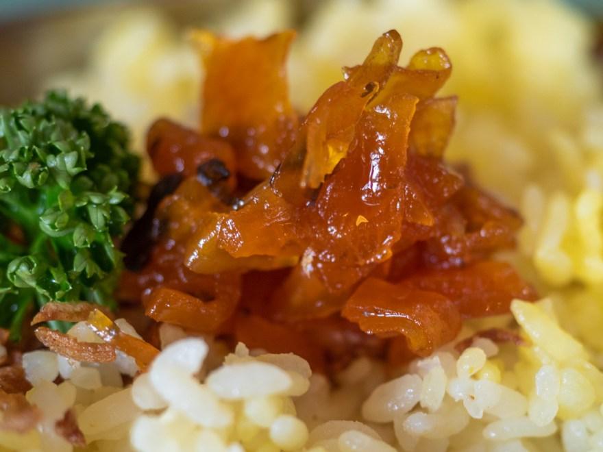 ナッシュカリー・アメリカン:チーズ焼きチキンカリー