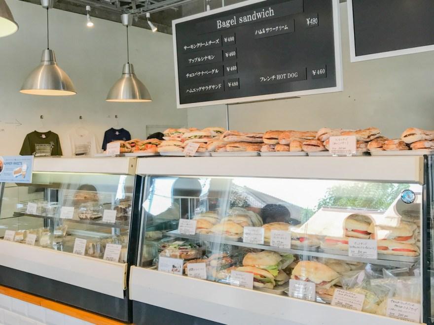 インダストリー:サンドイッチ各種