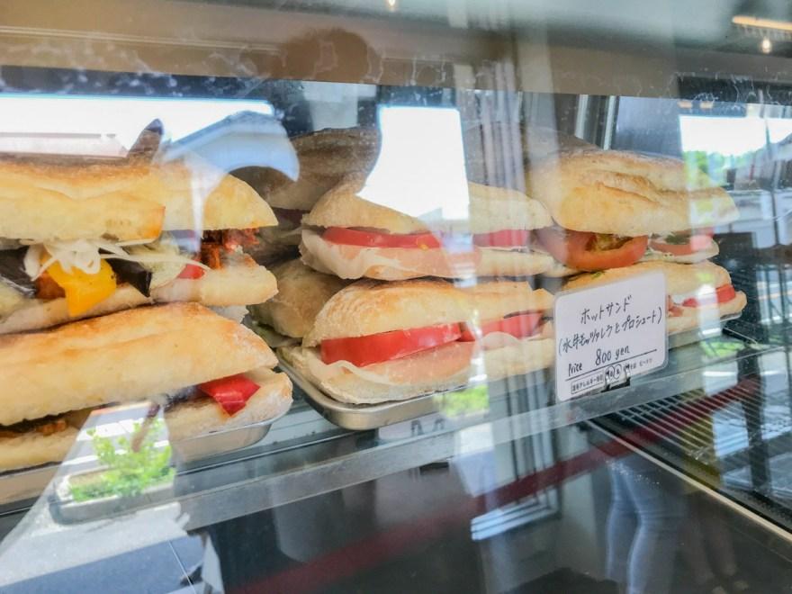 インダストリー:サンドイッチ(ホットサンド)