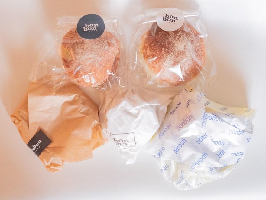 ボンボン:パン