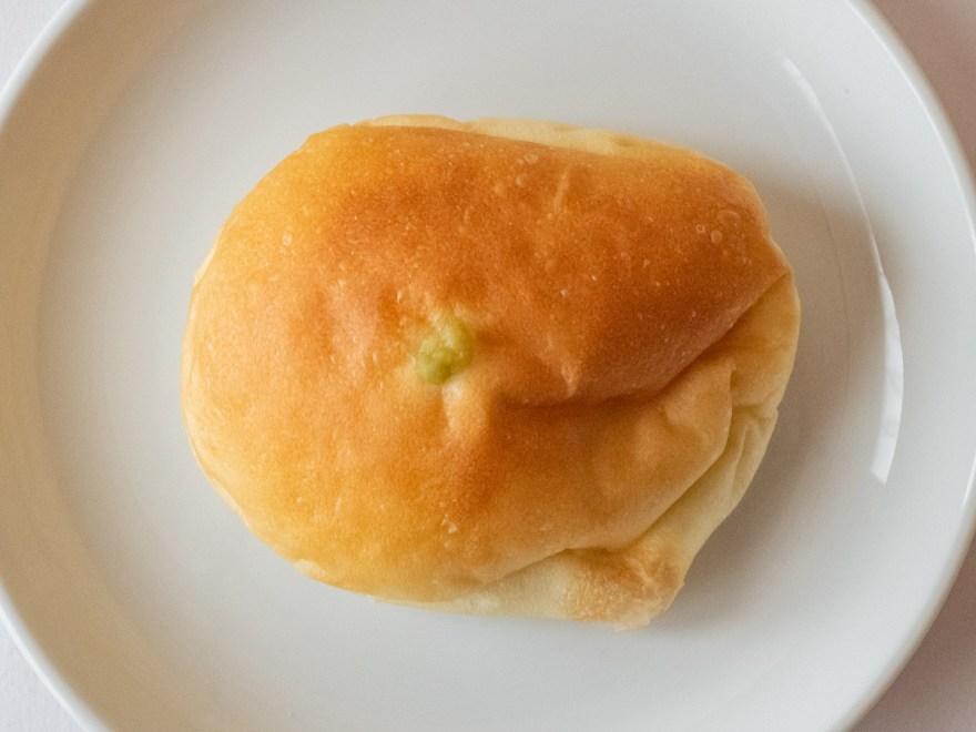 エビスパン:抹茶クリームパン