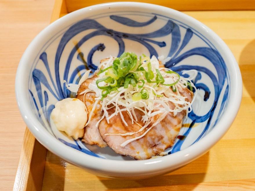 渡なべ:チャーシュー丼