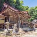 穴門山神社:拝殿