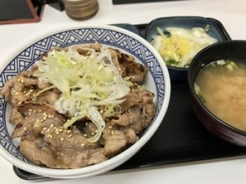 20170624_吉野家塩カルビ