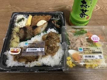 20170710_コンビニ弁当