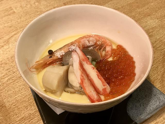 北海道-茶碗蒸し