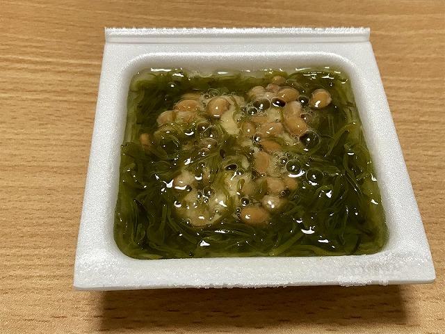 納豆_めかぶ納豆