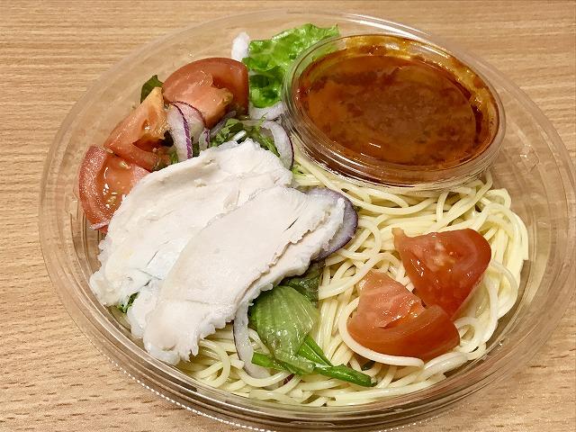 20180805_セブン_冷たいパスタ蒸し鶏とトマト_02