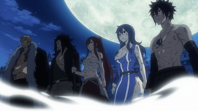 FAIRY TAIL (176話~)14話の動画