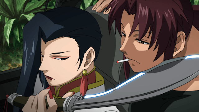 BLACK LAGOON / BLACK LAGOON The Second Barrage11話の動画