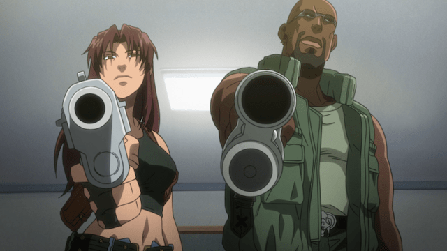 BLACK LAGOON / BLACK LAGOON The Second Barrage6話の動画