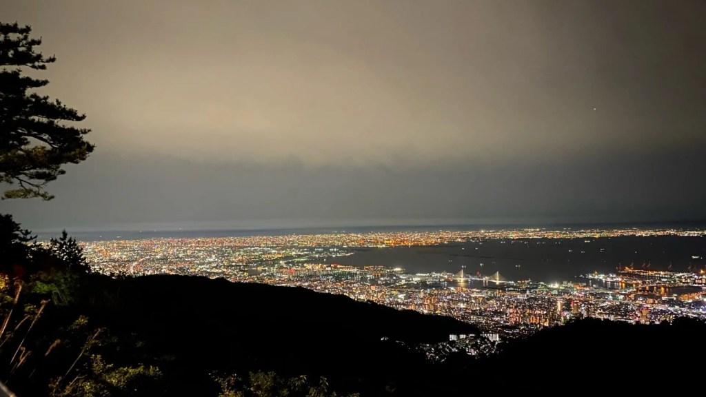 六甲山観光のモデルコース