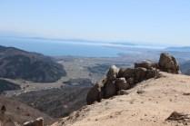 明王の禿から見る琵琶湖