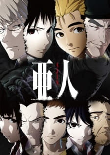 Ajin Season 1 Batch Sub Indo BD