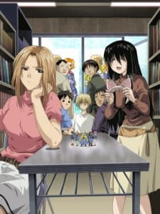 Genshiken Season 1 Batch Sub Indo BD