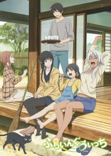 Flying Witch Batch Sub Indo BD