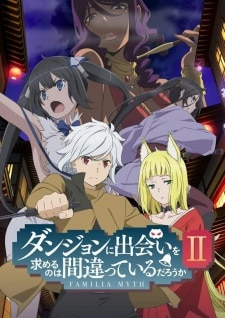 DanMachi Season 2 Batch Sub Indo