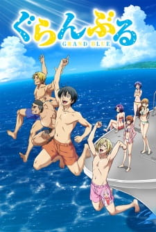 Grand Blue Batch Sub Indo BD