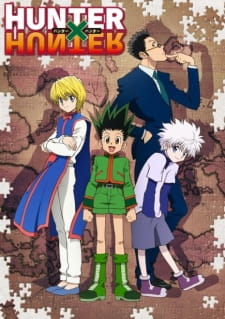Hunter x Hunter 2011 Batch Sub Indo BD