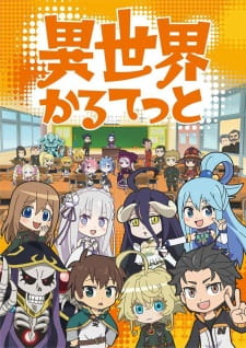 Isekai Quartet Batch Sub Indo
