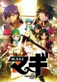 Magi: The Labyrinth of Magic Batch Sub Indo BD