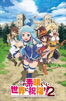 KonoSuba Season 2 Batch Sub Indo BD