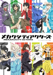 Mekakucity Actors Batch Sub Indo BD
