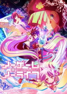 No Game No Life Batch Sub Indo BD