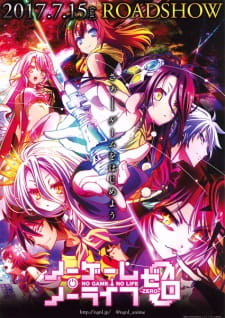 No Game No Life Zero Batch Sub Indo